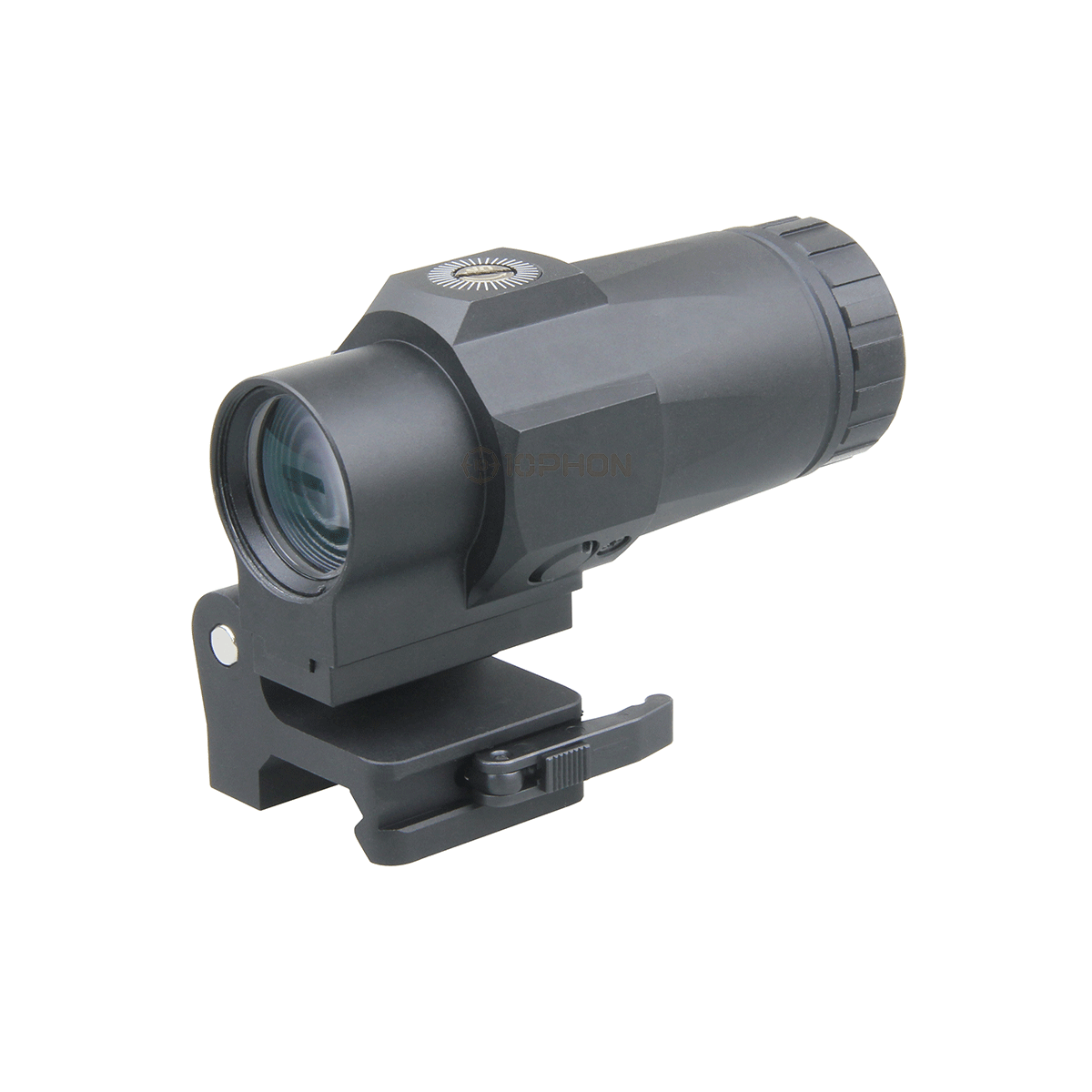 T-080MG 10PHON ASI 3x Magnifier with Flip to Side QD Mount Ring Featured Image