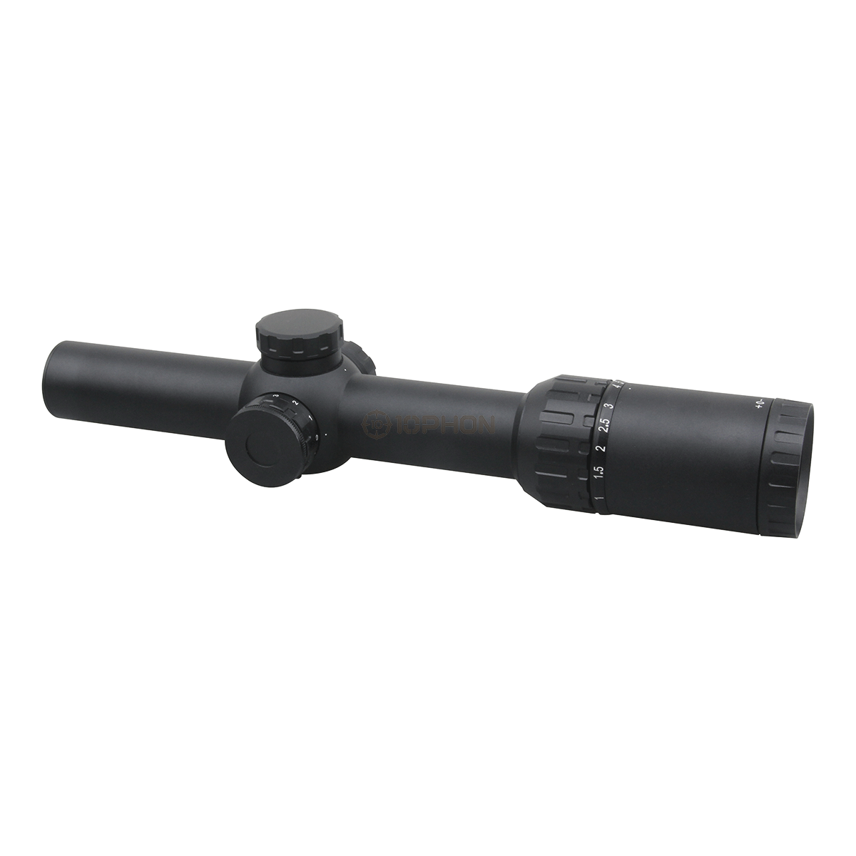 S035AS 10PHON COR 1-10×24 SFP Riflescope Featured Image