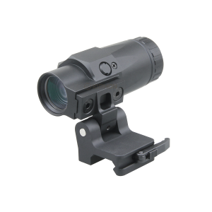T-080MG 10PHON ASI 3x Magnifier with Flip to Side QD Mount Ring