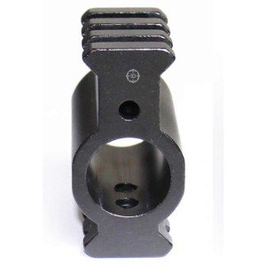 "10PHON              Slant Regular Profile 0.75"" Gas Block"