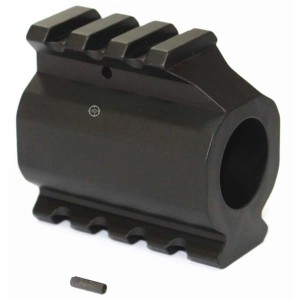 "10PHON              Slant Low Profile 0.75"" Gas Block"